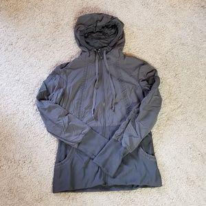 Jockey reversible workout jacket